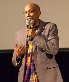 Ajamu Baraka at Oct 2016 Berkeley rally for Jill Stein - 4 (cropped).jpg