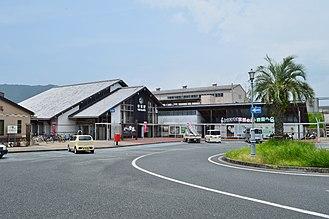 Aki, Kōchi - Aki Station
