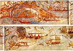 Akrotiri ship-procession-full 01.jpg