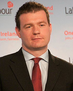 Alan Kelly (politician) - Image: Alan Kelly 2011