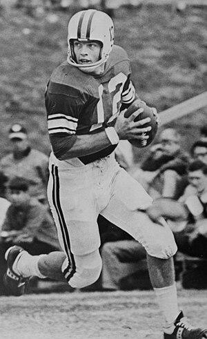 Alan Pastrana - Pastrana at Maryland in 1966