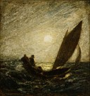 Albert Pinkham Ryder - With Sloping Mast and Dipping Prow - 1929.6.102 - Smithsonian American Art Museum.jpg