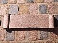 Albertacce-Christ roi Vergio plaque.jpg