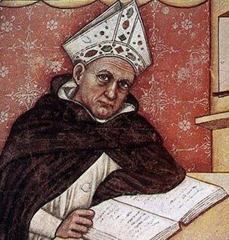 Theology - Albert the Great (1193/1206–1280), patron saint of Roman Catholic theologians