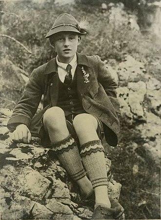 Albrecht, Duke of Bavaria - Image: Albrecht, Duke of Bavaria (1905–1996)
