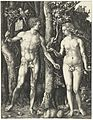 Albrecht Dürer - Adam and Eve - WGA7290.jpg