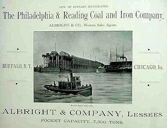 John J. Albright - Image: Albright & Company