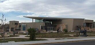 Albuquerque Museum of Art and History - Image: Albuquerque Museum