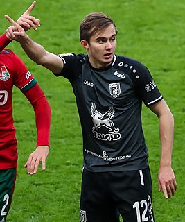 Aleksandr Zuyev (footballer) Russian footballer