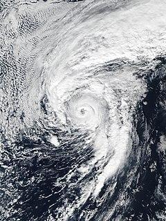 Hurricane Alex (2016) Atlantic hurricane