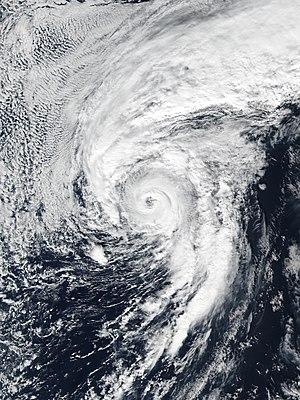 Hurricane Alex (2016) - Image: Alex 2016 01 14 1435Z