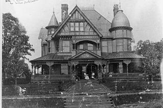 Gwyn Avenue–Bridge Street Historic District United States historic place