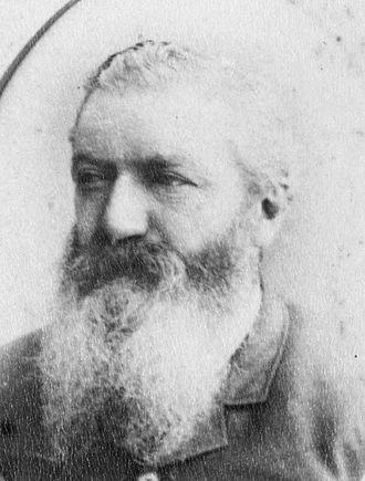 Alexander McGregor - Alexander McGregor, ca 1890