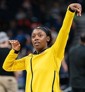 Alexis Jones (basketball) American basketball player