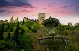 Alhambra de Granada - España