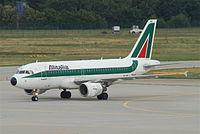 EI-IME - A319 - Alitalia