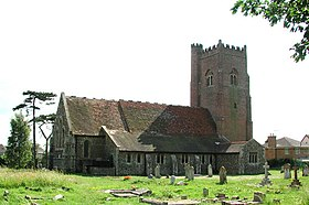 All Saints, Great Holland, Essex - geograph.org.uk - 334802.jpg