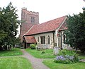 All Saints, Nazeing, Essex - geograph.org.uk - 334840.jpg