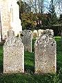 All Saints Church - churchyard - geograph.org.uk - 1614120.jpg