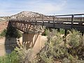Allentown Bridge is a bridge spanning the Puerco River.jpg