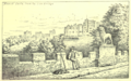 Alnwick Castle from the Lion Bridge c.1889.png