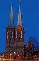 Alt-Berlin Nikolaikirche Berlin-Mitte Abend.jpg