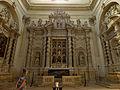 Altare laterale sinistro, Sant'Irene, Lecce.jpg