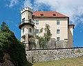 Althofen Schlossplatz 1 Neues Schloss West-Ansicht 24062015 5197.jpg