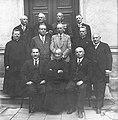 Alumni of I Gymnasium in Rzeszów at 40. anniversary of diploma (1932).jpg