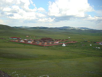 Amarbayasgalant Monastery - Amarbayasgalant Monastery