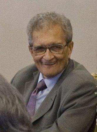 Institute for New Economic Thinking - Image: Amartya Sen Thailand 2010 07 20