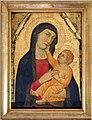 Ambito di lippo di benivieni, madonna col bambino, dalla chiesa di cerreto maggio, 01.jpg