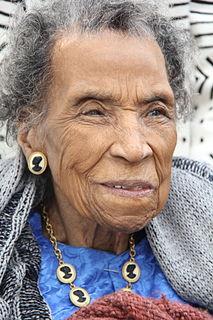 Amelia Boynton Robinson American civil rights activist