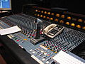 Amek 2500, 32 x 24 x 2 discrete console - right angle, Studio A, Downtown Recording.jpg