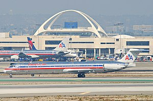 American Airlines Flight 1420 - An American Airlines MD-82 similar to the one involved