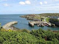 Amlwch Port From The Headland - geograph.org.uk - 1436555.jpg