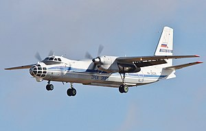 Treaty on Open Skies -  An-30 monitoring aircraft