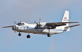 Antonov An-30 Aerial survey aircraft