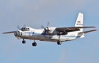 Antonov An-30 - Image: An 30 RA 26226