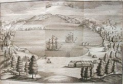 An engraving of Petropavlovsk-Kamchatsky, 18th century.jpg