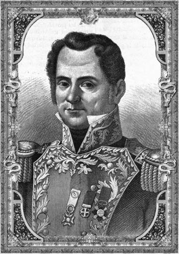 Anastasio Bustamante y Oseguera