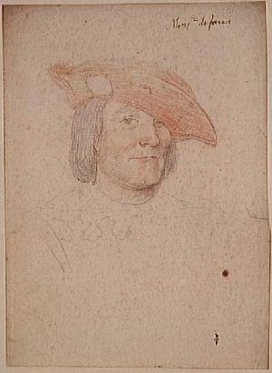 André de Foix - André de Foix, by Jean Clouet