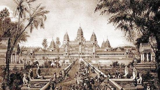 AngkorWat Delaporte1880