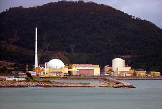 Nuclear safety and security - Angra Nuclear Power Plant in Rio de Janeiro state, Brazil