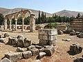 Anjar, Lebanon, Umayyad palace of Anjar.jpg