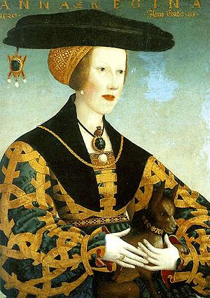 Queen consort - Anne of Bohemia and Hungary, consort of Ferdinand I, Holy Roman Emperor