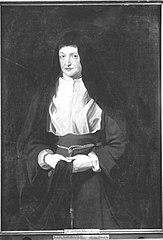 Isabella, Statthalterin der Niederlande als Clarissin (Kopie nach)