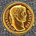 Antiochia, diocleziano, aureo, 290 dc.JPG