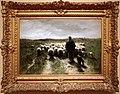 Anton mauve, pastore e pecore, 1880 ca.jpg
