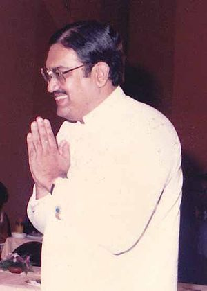 Speaker of the Parliament of Sri Lanka - Anura Bandaranaike